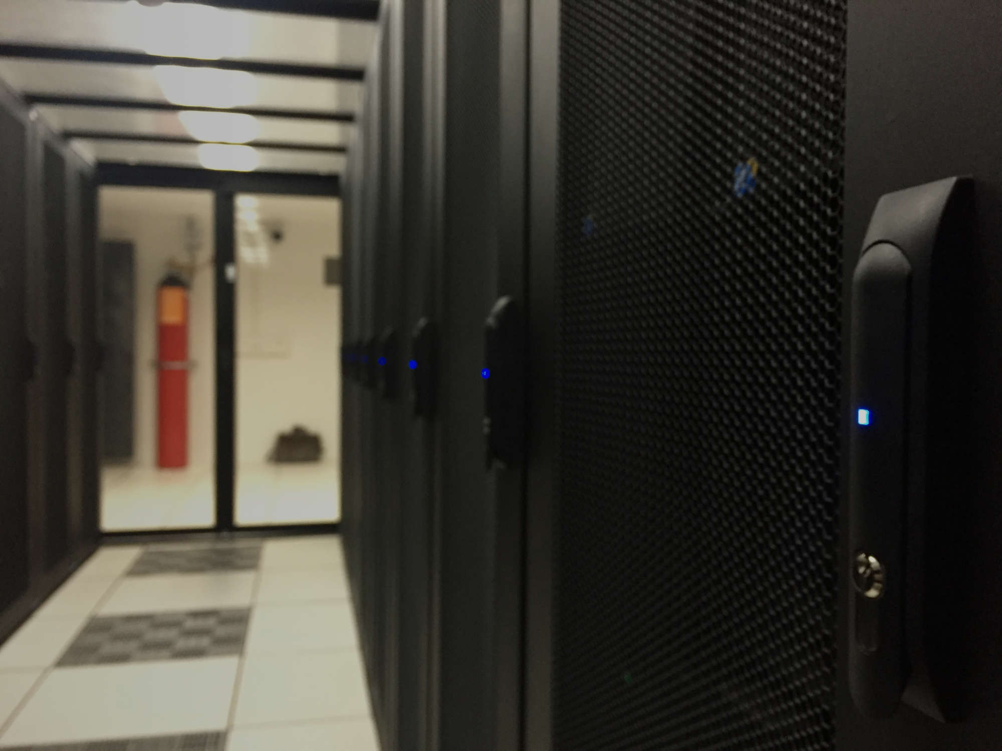 Datacenter installé par PRO MEGA Réunion