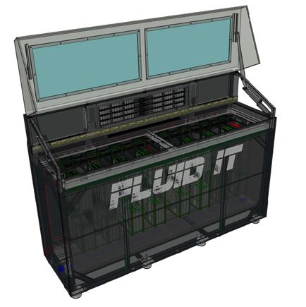 Un Data Center écologique, économique et ultra performant : c'est possible avec Fluid IT !