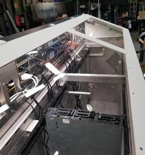 Data center immergé Fluid IT